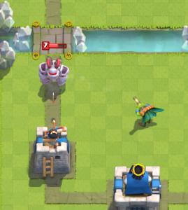 Clash Royale Dart Goblin Counter Mega Minion