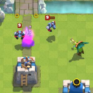 Clash Royale Dart Goblin Counter Minions