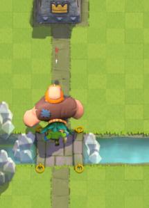 Clash Royale Dart Goblin Giant Strategy