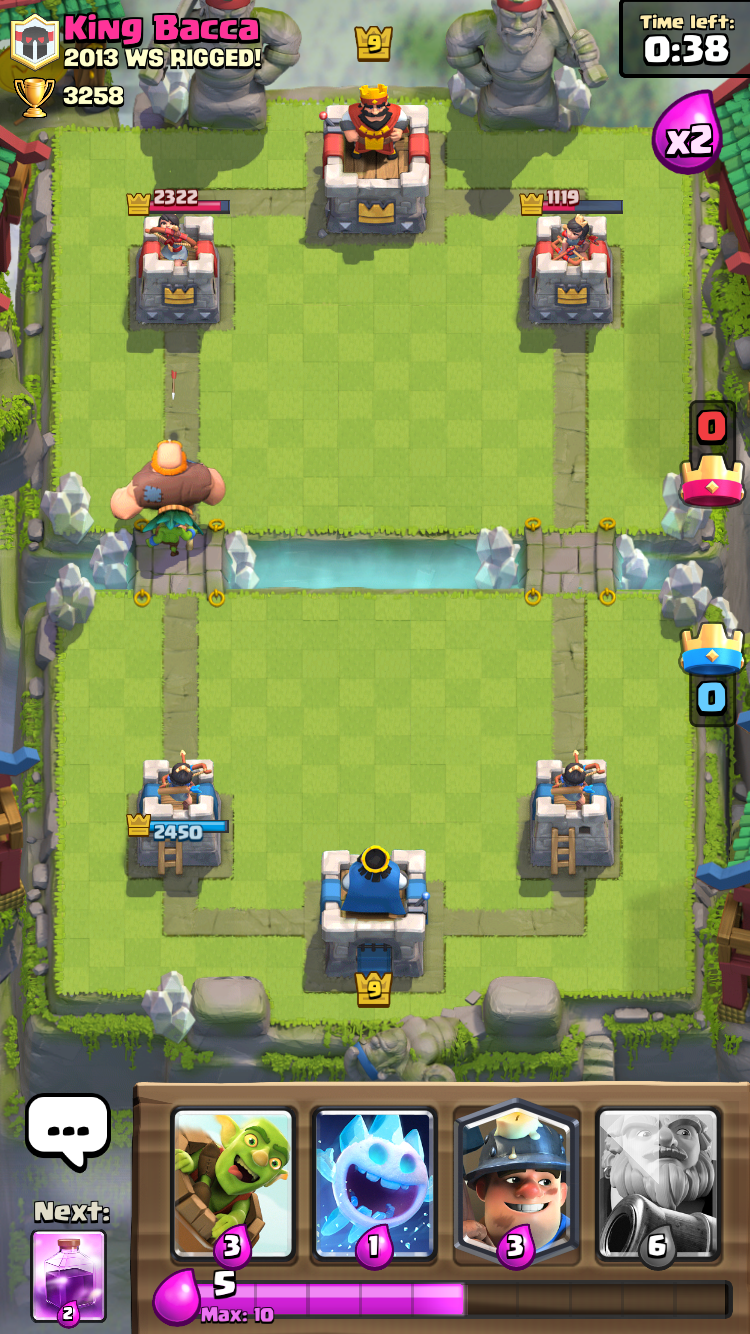 Dart Goblin Strategy Guide Dart Goblin Decks Clash For