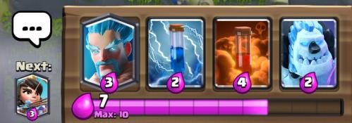 Clash Royale Draft Challenge