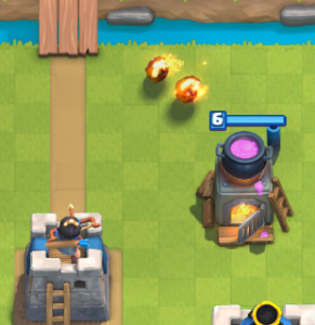 Clash Royale Zap Bait Deck Furnace