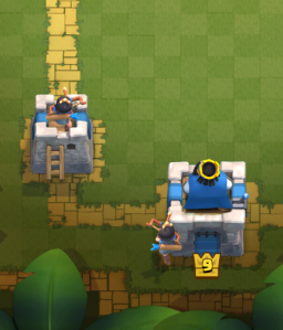 Clash Royale Zap Bait Deck Princess