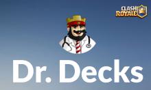 Clash Royale Doctor Decks Deck Selector
