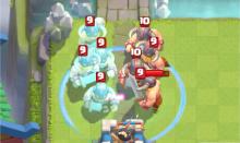 Clash Royale Counter Elite Barbarians