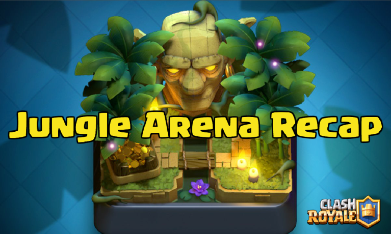 Jungle Arena Arena 9 Sneak Peeks New Troops