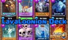 Clash Royale Best LavaLoonion Meta Deck