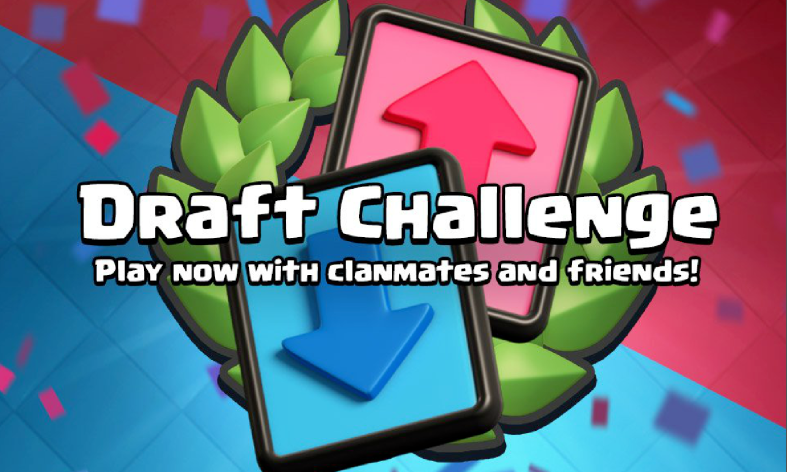 Clash Royale Draft Challenge Strategy