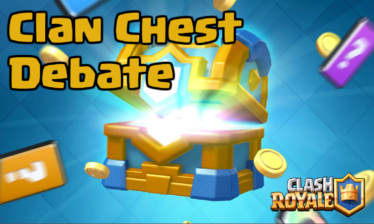 Clash Royale Clan Chest 1 Week 3 Days