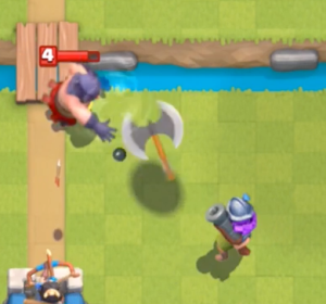 Clash Royale Executioner vs Musketeer