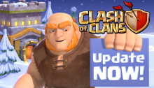 Clash of Clans December 2017 Update