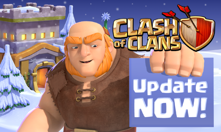 Clash of Clans February 2017 Update