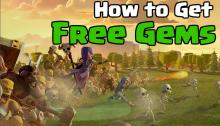 Free Gems Clash Royale Clash of Clans