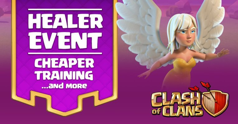 Clash of Clans Healer Event
