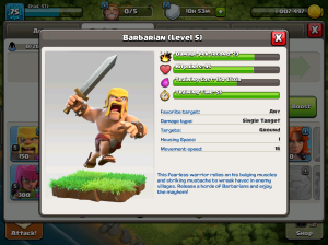 Clash of Clans TH8 Upgrade Order Barbarians