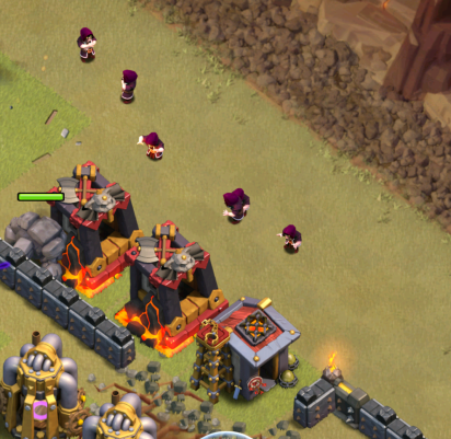Clash of Clans Town Hall 9 GoWiVa Three Star Strategy