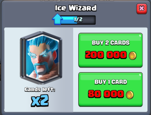 Clash Royale How to Get Legendary Cards Shop