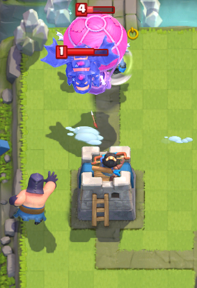 Clash Royale Giant Executioner Deck LavaLoonion
