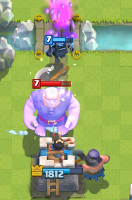 Clash Royale Giant Executioner Deck Giant Executioner