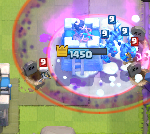 Clash Royale Giant Executioner Deck Graveyard Freeze