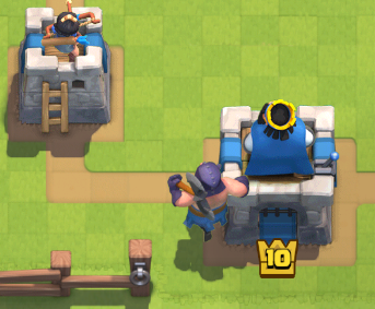 Clash Royale Giant Executioner Deck Executioner