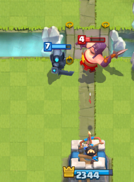 Clash Royale Executioner Counter Mini Pekka