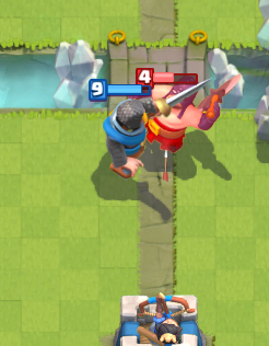 Clash Royale Executioner Counter Knight
