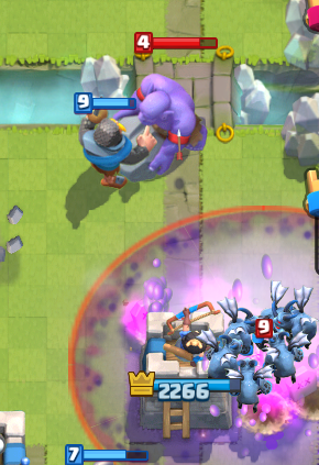 Clash Royale Best Miner Three Musketeers Deck Bowler Graveyard Counter