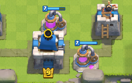 Clash Royale Elixir Collectors