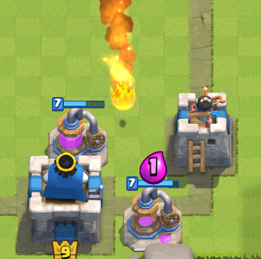 Clash Royale Best Miner Three Musketeers Deck Fireball