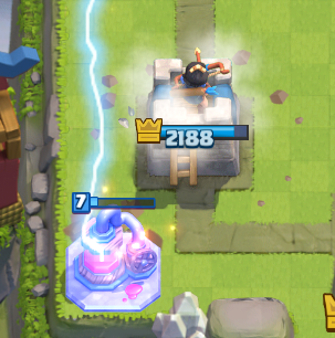 Clash Royale Best Miner Three Musketeers Deck Lightning