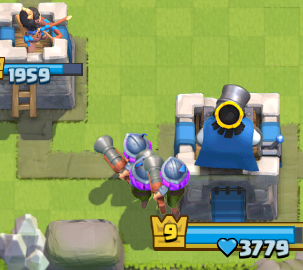 Clash Royale Best Miner Three Musketeers Deck Full Musketeers
