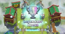 Clash Royale Legendary Arena