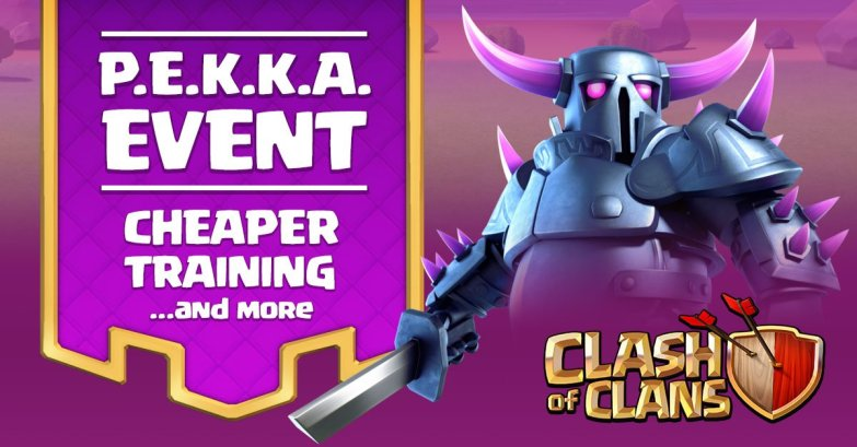 Clash of Clans PEKKA Event