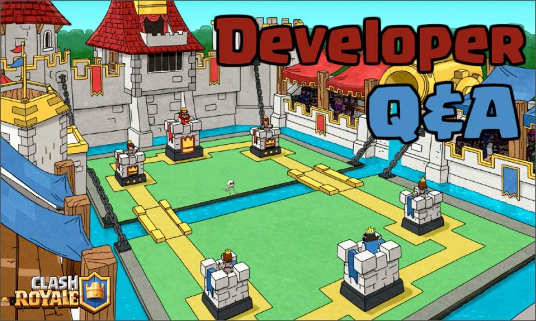 Clash Royale Developer Q&A New Hero Update New Clan Update