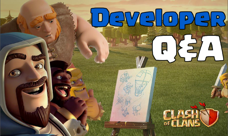 Clash of Clans Developer Q&A