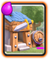 Clash Royale Barbarian Hut