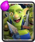 Goblin Gang Clash Royale