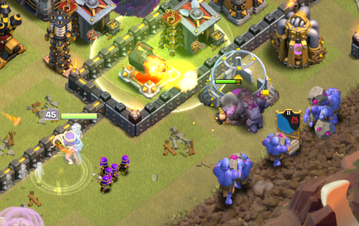 Clash of Clans TH11 Queen Walk Main GoBo
