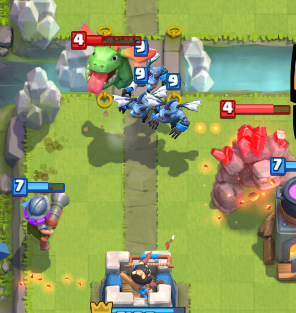 Clash Royale Giant Prince Beatdown Deck