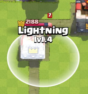 Clash Royale Giant Prince Beatdown Deck Lightning