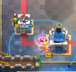 Clash Royale Goblin Barrel Counters Tornado