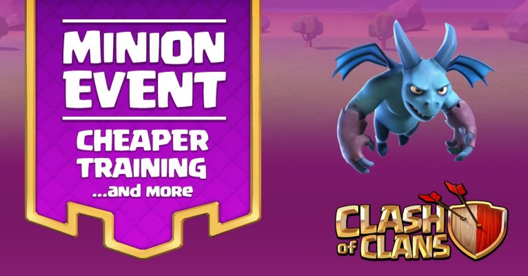 Clash of Clans Minion Event