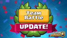 Clash Royale Team Battle March 2017 Update