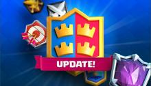 Clash Royale January February 2019 Update Leaked