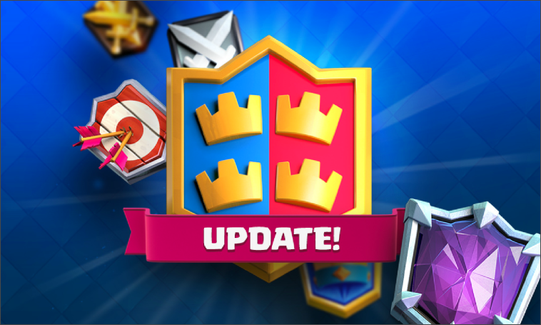 Clash Royale March 2017 Update Features