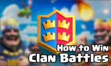 Clash Royale 2v2 Clan Battle Mode