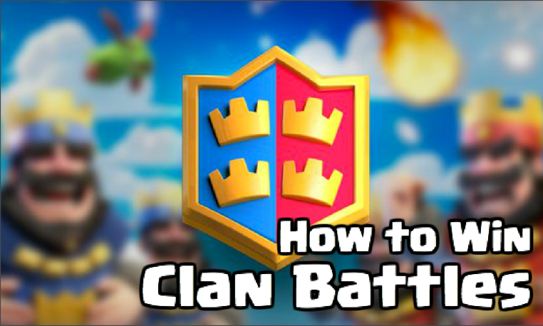 Clash Royale 2v2 Clan Battle Mode