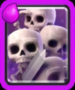 Skeleton Army Clash Royale