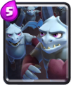Clash Royale Minion Horde